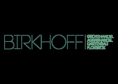 K. Birkhoff KG / EGN Birkhoff Agrarhandel GmbHKundenportal mit WWS-Anbindung