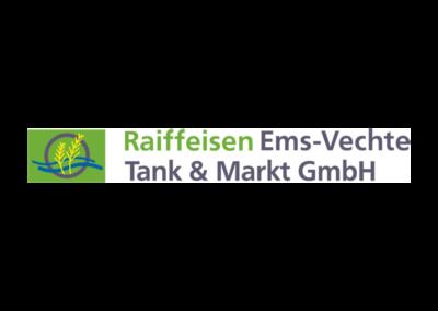 Raiffeisen Ems-Vechte Tank & Markt GmbHMobile Datenerfassung im Markt mit WWS-Anbindung