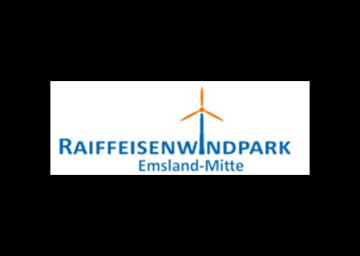 Raiffeisenwindpark Emsland-Mitte Verwaltungs- und Beteiligungs-GmbHPortal für die Kommanditisten